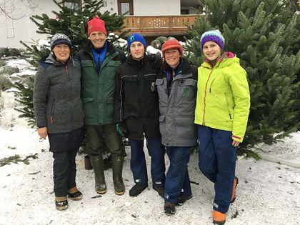 Familienbetrieb - Tunelhof Christbäume Weerberg Tirol